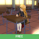 Anime Schoolgirl 3D Live Wallpaper Free