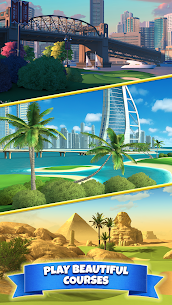 Golf Clash MOD APK Download Latest Version Unlimited Money & Gems) May 2021 2