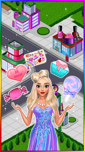 Candy Fashion Dress Up & Makeup Game 1.2-arm screenshots 14