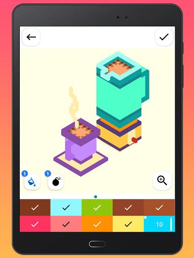 Color By Number - Unicorns Pixel Art apkdebit screenshots 11