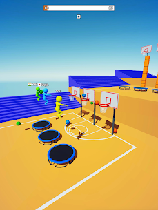 Jump Dunk 3D For Android (MOD, Unlimited Money) 5