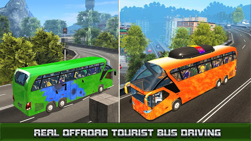 Tourist Coach Highway Driving 1.0.6 screenshots 7