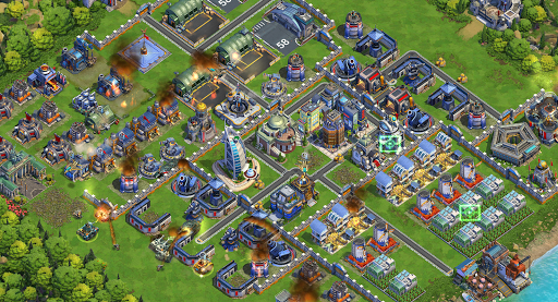 DomiNations Asia 9.950.950 screenshots 18