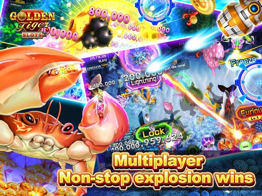 Golden Tiger Slots - Online Casino Game  screenshots 14