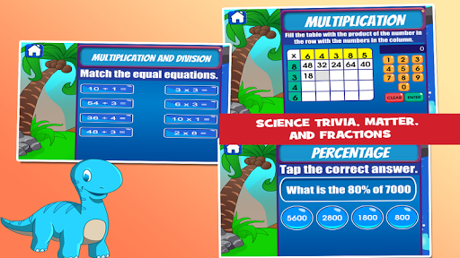 5th Grade Educational Games  screenshots 5