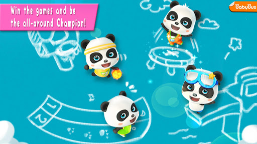 Panda Sports Games - For Kids 8.48.00.01 Screenshots 1