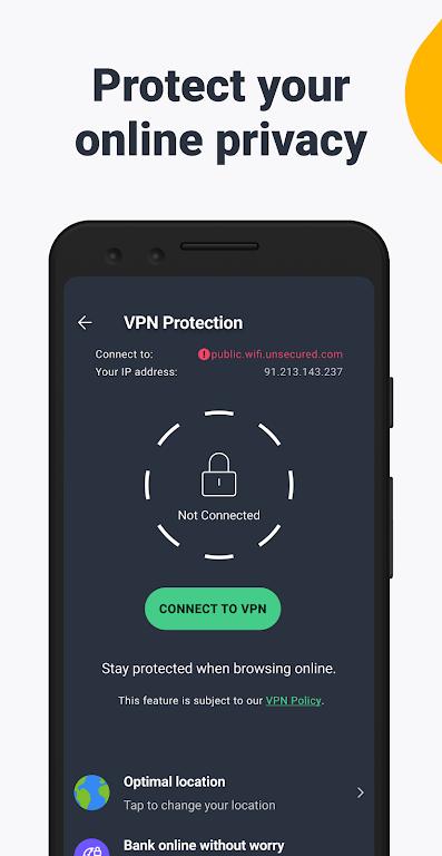 AVG AntiVirus 2021 - Free Mobile Security poster 3