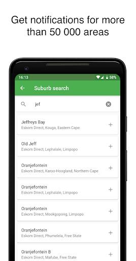 EskomSePush - The Load Shedding App  Screenshots 3