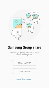 Group Share Screenshot