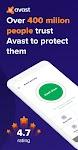 screenshot of Avast Antivirus – Scan & Remove Virus, Cleaner