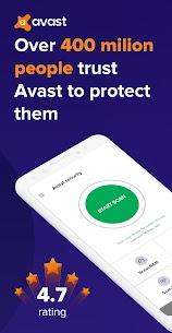 Avast Antivirus – Scan & Remove Virus, Cleaner 1