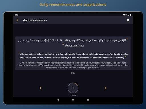 Salaat First (Prayer Times) 5.2.2 Screenshots 13