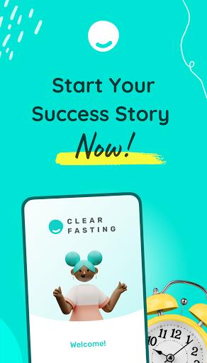 CLEAR - Intermittent Fasting Tracker & Weight Loss 3.2.1 Screenshots 7