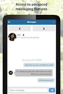 HongKongCupid - Hong Kong Dating App 4.2.1.3407 APK screenshots 12