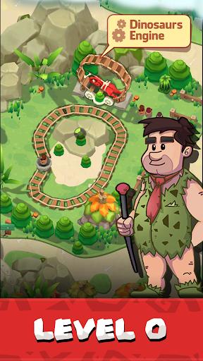 Stone Park: Prehistoric Tycoon - Idle Game  screenshots 2