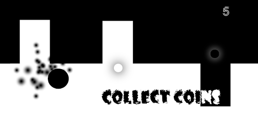 Télécharger Gratuit Black And White Runner APK MOD (Astuce) screenshots 2