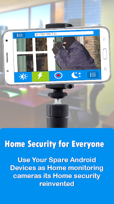 IP Webcam Home Security Cameraのおすすめ画像2