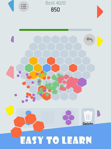 Hex Puzzle - Super fun apkmr screenshots 7