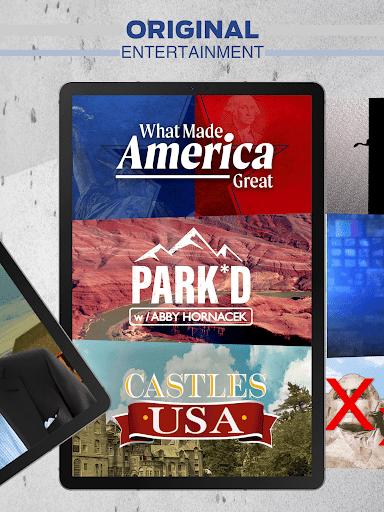 Fox Nation: Celebrate America android2mod screenshots 12