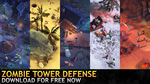 Last Hope TD - Zombie Tower Defense Games Offline  Screenshots 12