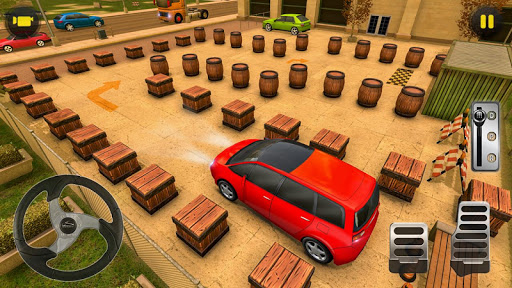 Modern Car Parking Simulator - Car Driving Games 4.1 screenshots 5