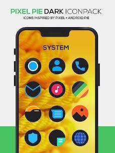 Pixel DARK Icon Pack MOD Apk 4 (Free Shopping) 1