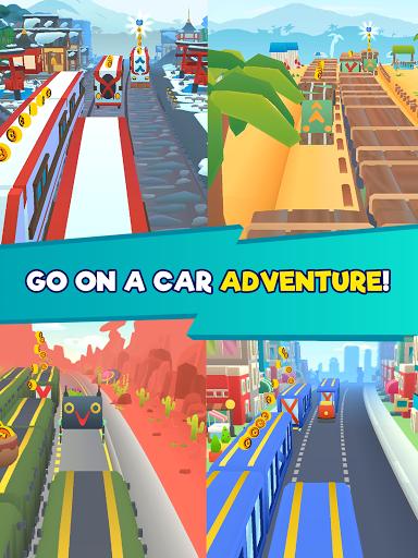 CKN Car Hero Run  screenshots 9