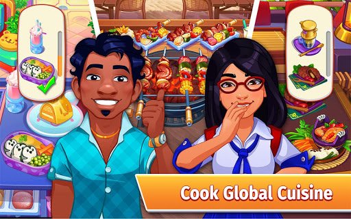 Cooking Craze: The Worldwide Kitchen Cooking Game 1.65.0 pic 2