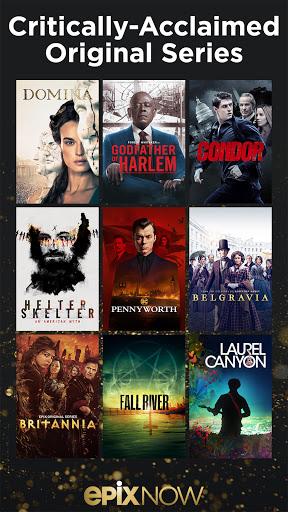 EPIX NOW: Watch TV and Movies apkdebit screenshots 2