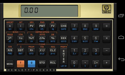 HP 12c Calculator Baixar Última Versão – {Atualizado Em 2021} 1