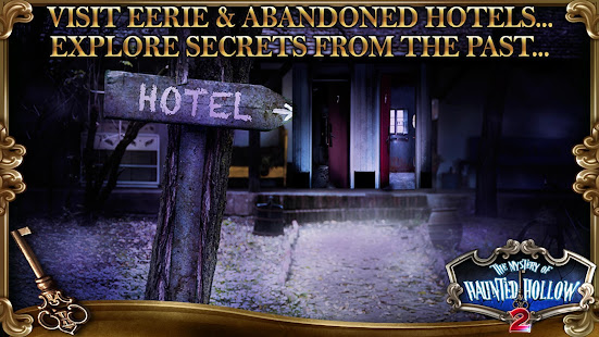 The Mystery of Haunted Hollow 2: Escape Games screenshots 3