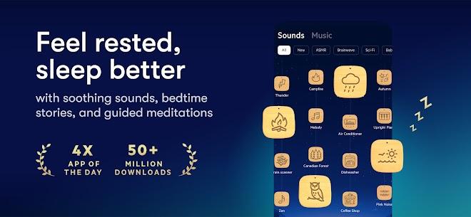 Relax Melodies: Sleep Sounds, Meditation & Stories Mod Apk v11.14.1 (Premium) 1