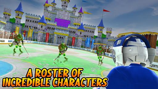 Arcade Hockey 21  screenshots 14