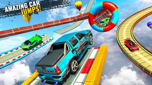 Mega Ramps Car Stunts Racing 3D- Free Car Games 5.3 screenshots 1