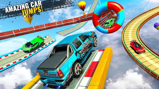 Sports Car Crazy Stunts For Pc 2021 (Download On Windows 7, 8, 10 And Mac) 1