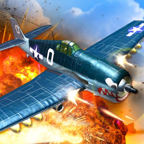 Air Combat Pilot: WW2 Pacific (Mod Money) 1.15.001 mod