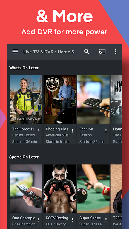 Plex: Stream Free Movies, Shows, Live TV & more  poster 7