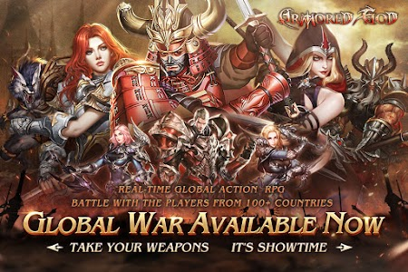 Armored God 1.0.9