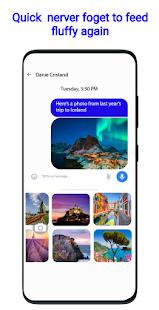 Blue SMS - Messenger
