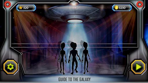 space race : alien screenshot 2