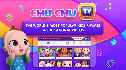 ChuChu TV Nursery Rhymes Videos Pro - Learning App apktram screenshots 1