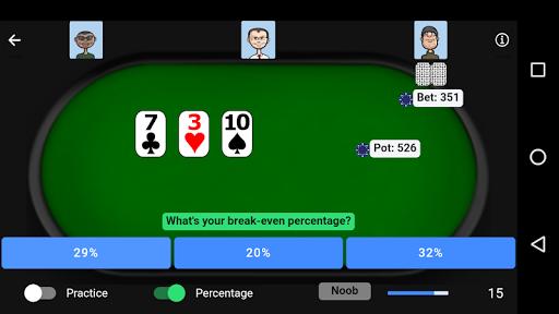 Poker Trainer - Poker Training Exercises 3.1.8 screenshots 6