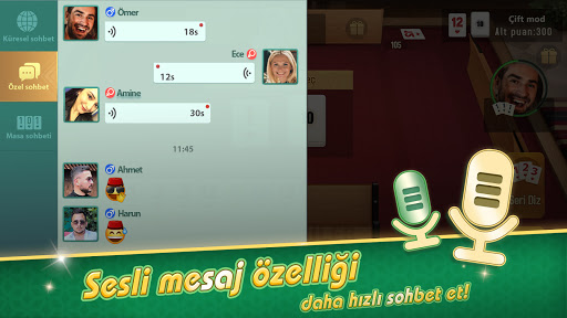 101 Okey VIP  screenshots 8