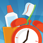 Chores: Happy Kids Timer Morning & Evening Routine