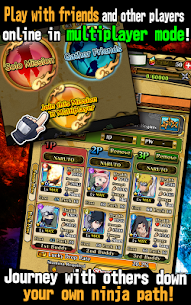 Naruto Blazing Mod Apk 6