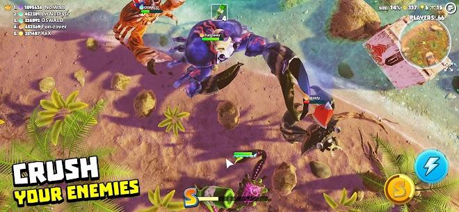 King of Crabs MOD APK 1.13.0 (Unlocked Crabs) 12