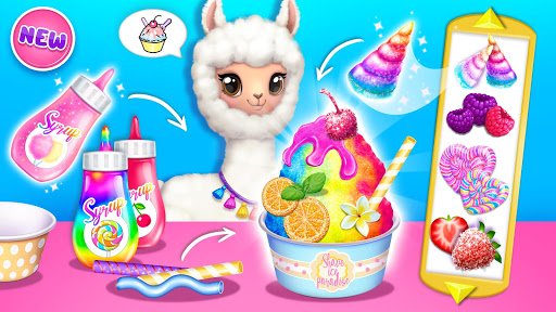 Swirly Icy Pops - Surprise DIY Ice Cream Shop 5.0.93 screenshots 2