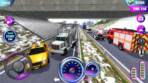 American Truck Driver Simulator- Cargo Truck Game  screenshots 7