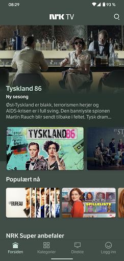 NRK TV modiapk screenshots 1