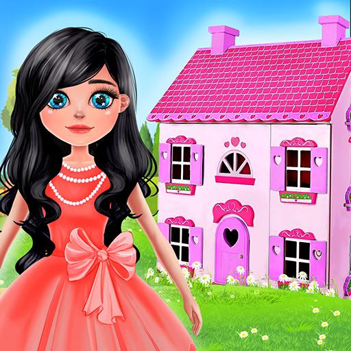 Baixar My Doll House Decorating Interior Game para Android